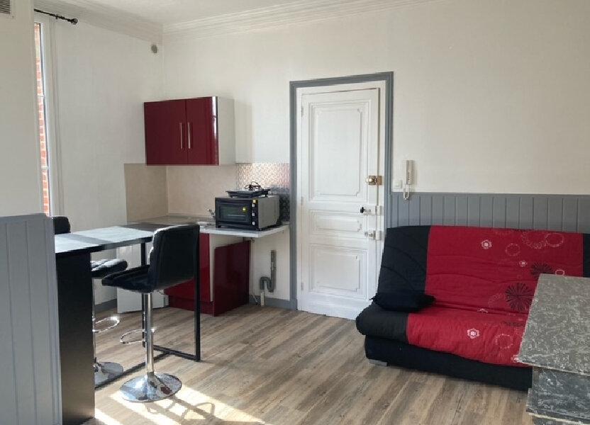 Appartement à louer 19.46m2 à Beauvais