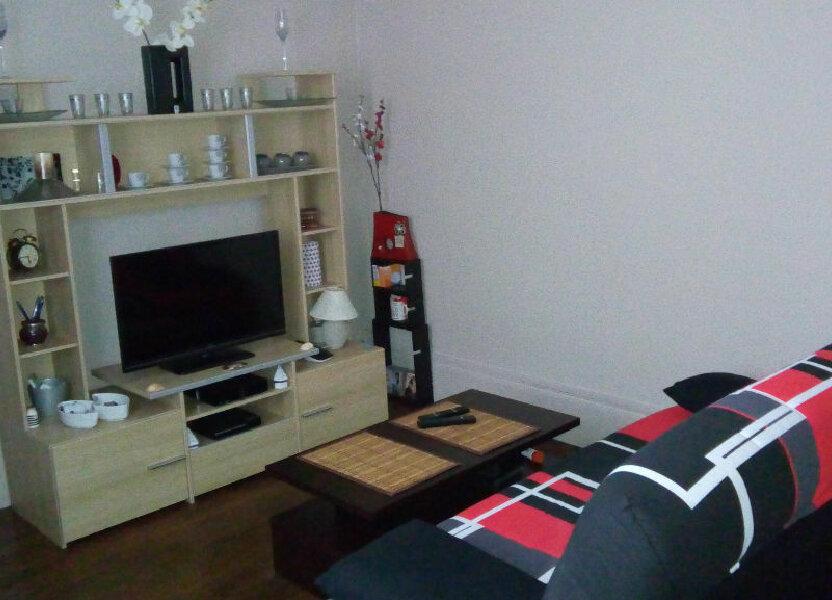 Appartement à louer 26m2 à Beauvais