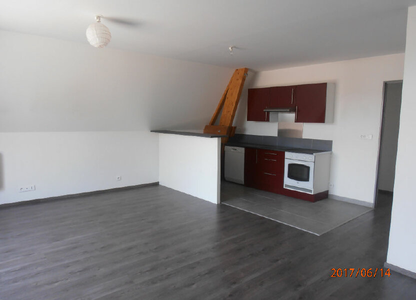 Appartement à louer 70.4m2 à Beauvais