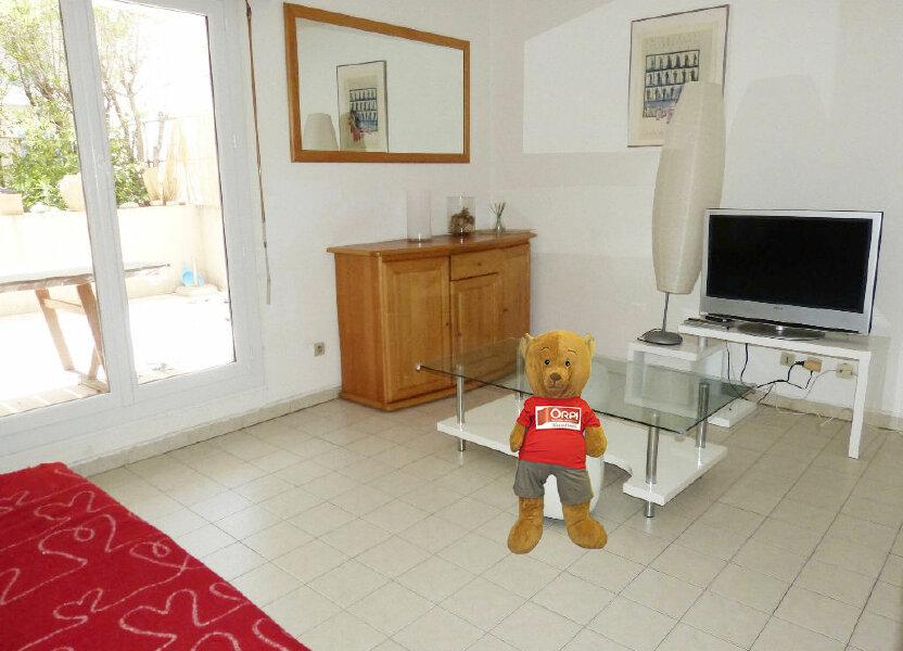 Appartement à louer 35.98m2 à Nice