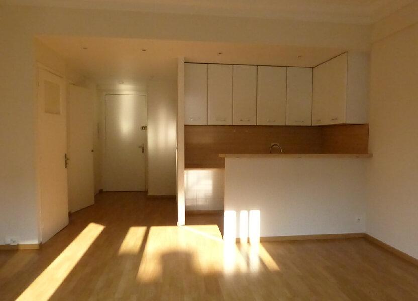 Appartement à louer 33.16m2 à Nice