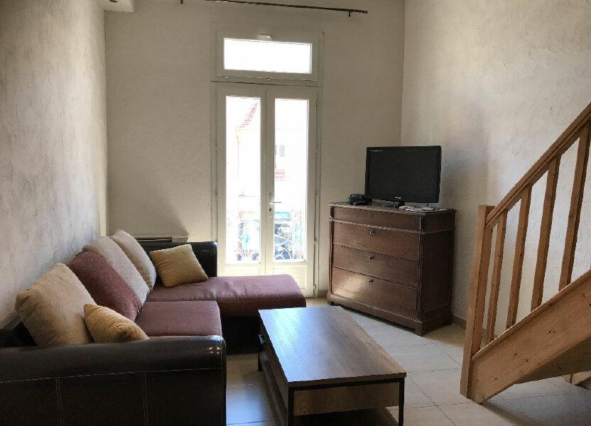 Appartement à louer 30.57m2 à Nice
