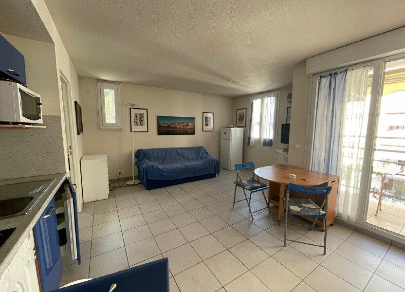 Appartement à louer 35.8m2 à Nice