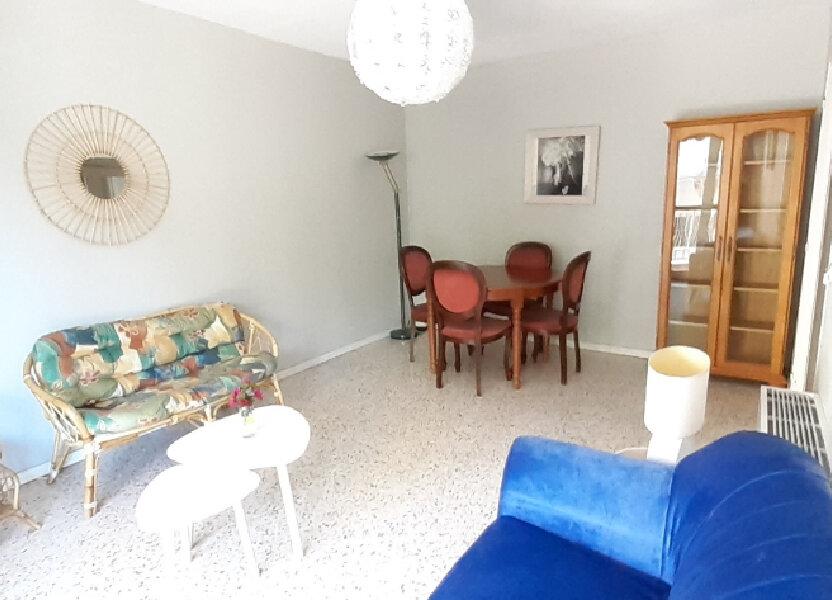 Appartement à louer 38.39m2 à Nice