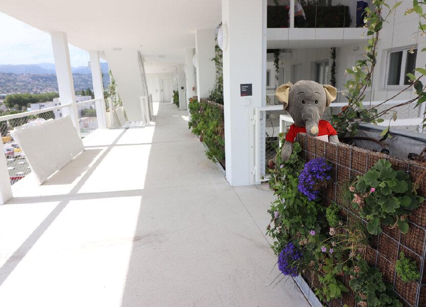 Appartement à louer 65.2m2 à Nice