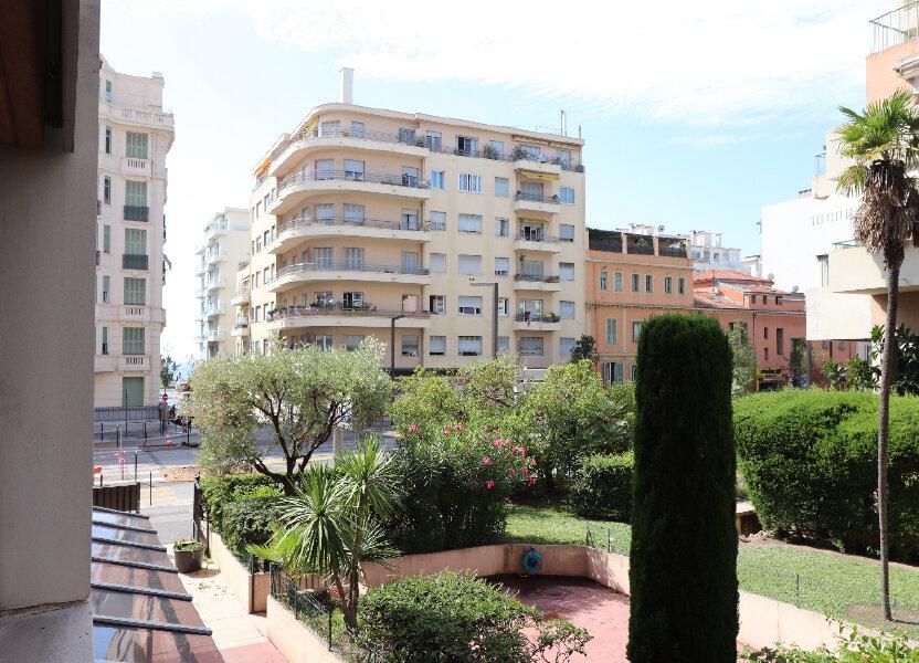 Appartement à vendre 55.18m2 à Nice