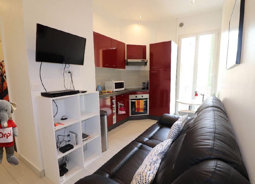 Appartement à louer 42.53m2 à Nice