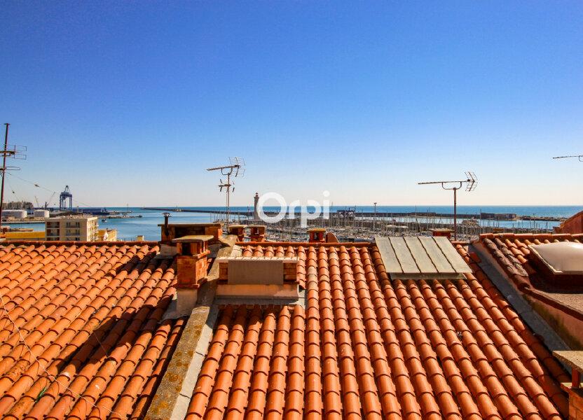 Appartement à vendre 85m2 à Sète