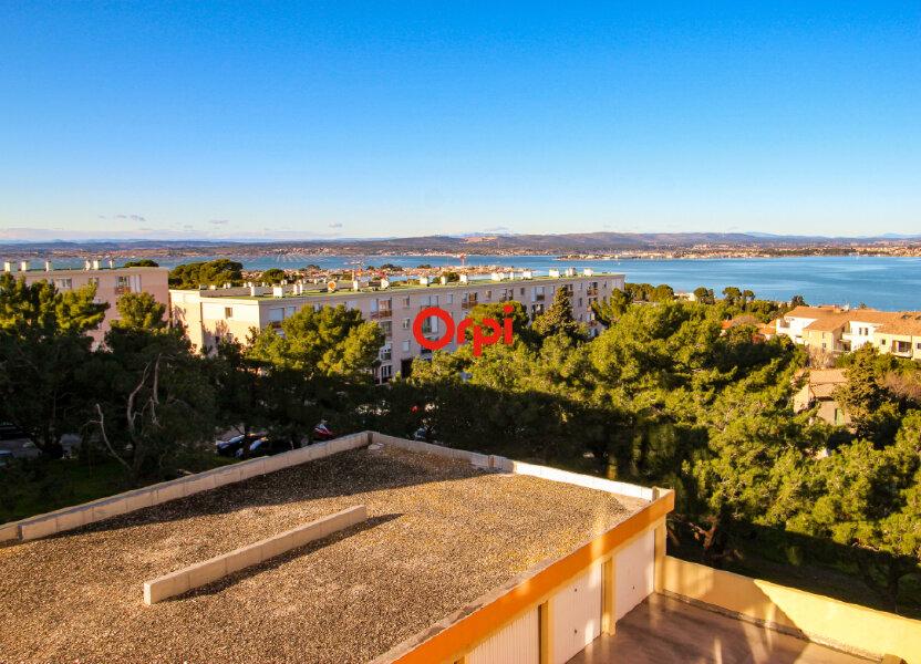 Appartement à vendre 72m2 à Sète