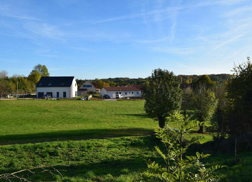 Terrain à vendre 1370m2 à Condat-sur-Vienne