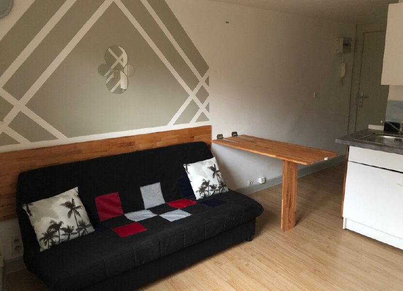 Appartement à louer 20m2 à Limoges