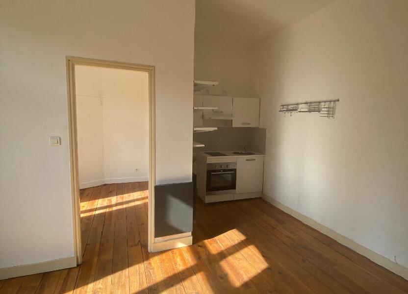 Appartement à louer 29.6m2 à Limoges