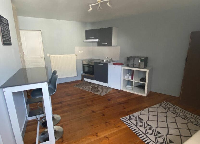 Appartement à louer 19.92m2 à Limoges