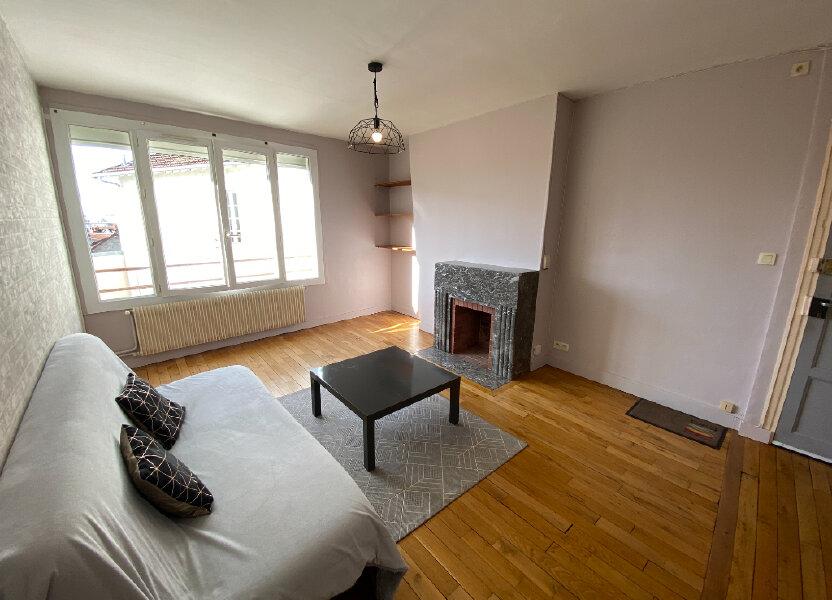 Appartement à louer 49.41m2 à Limoges