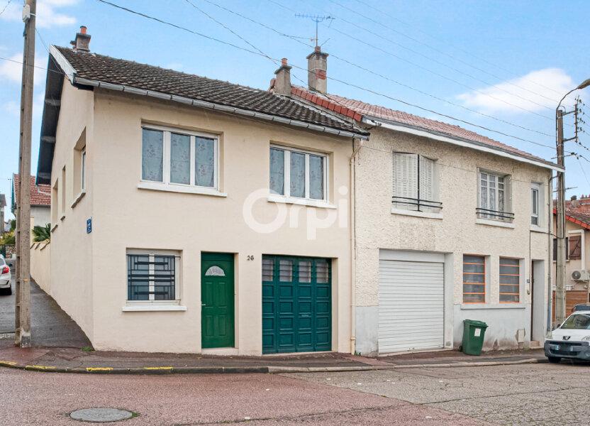 Maison à vendre 111.21m2 à Limoges