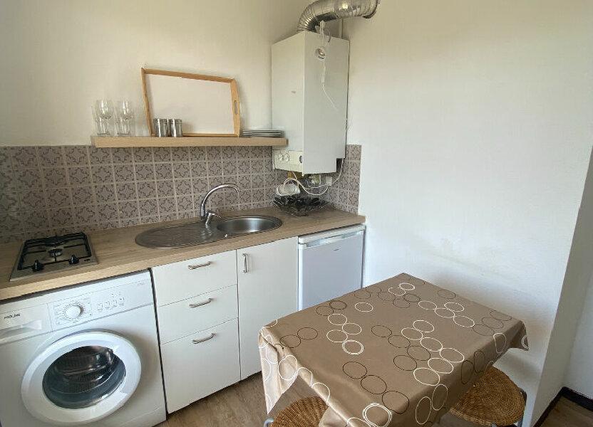Appartement à louer 28m2 à Limoges