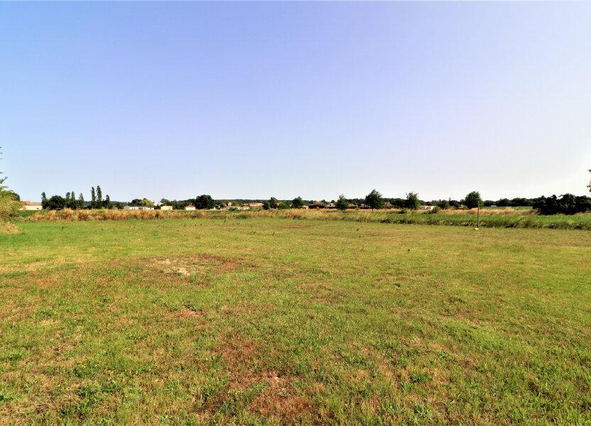 Terrain à vendre 1118m2 à Montastruc-la-Conseillère