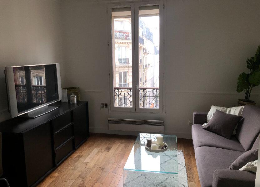 Appartement à louer 29m2 à Paris 19
