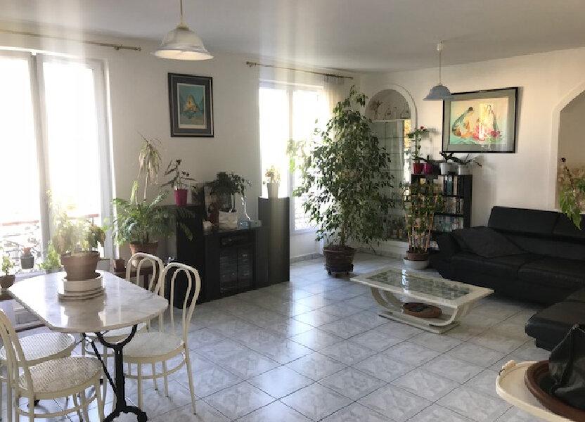 Appartement à vendre 90.38m2 à Paris 10