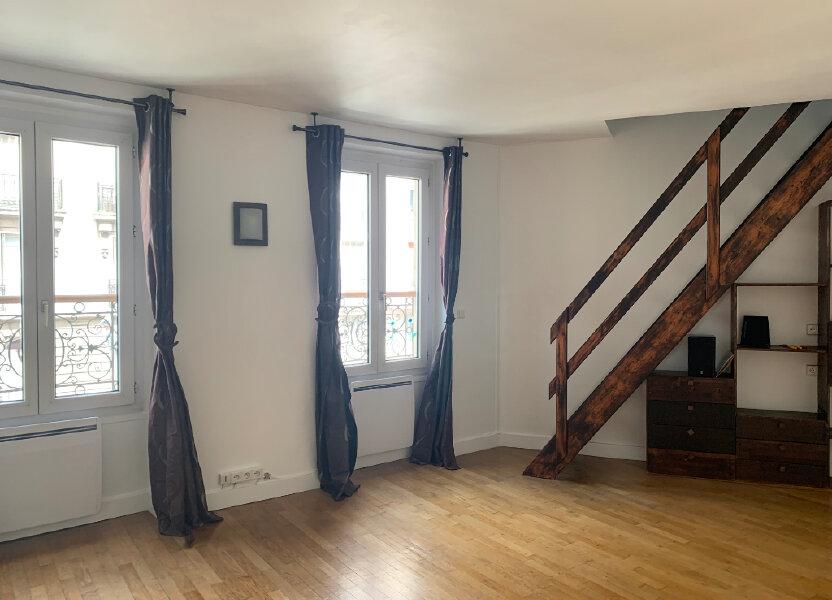 Appartement à vendre 69.26m2 à Paris 10