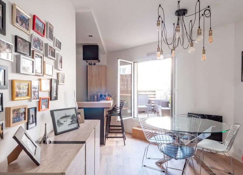 Appartement à vendre 56m2 à Paris 10