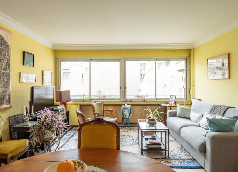 Appartement à vendre 72m2 à Paris 10