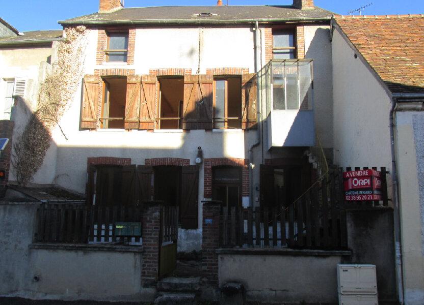 Maison à vendre 98m2 à Château-Renard