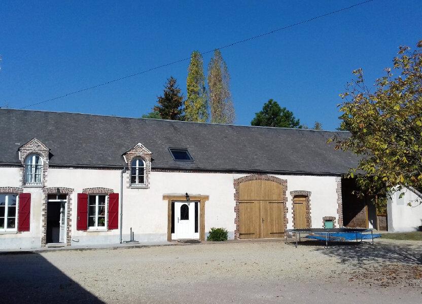 Maison à vendre 220m2 à Montcorbon