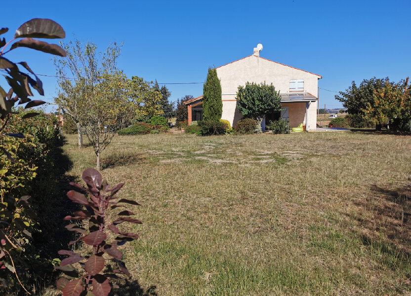 Maison à vendre 135m2 à Lagardelle-sur-Lèze