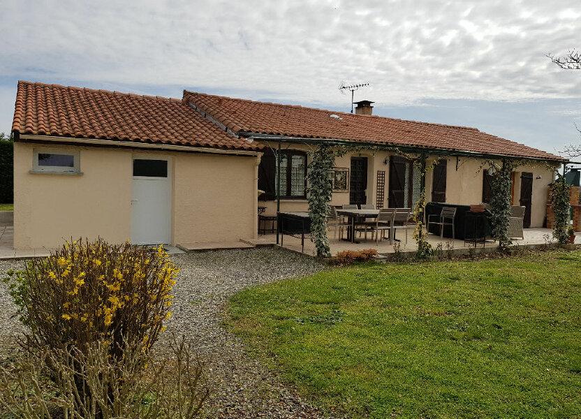 Maison à vendre 117m2 à Carbonne