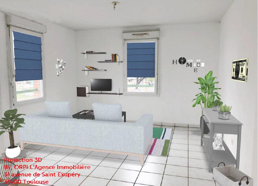 Appartement à louer 41.18m2 à Muret