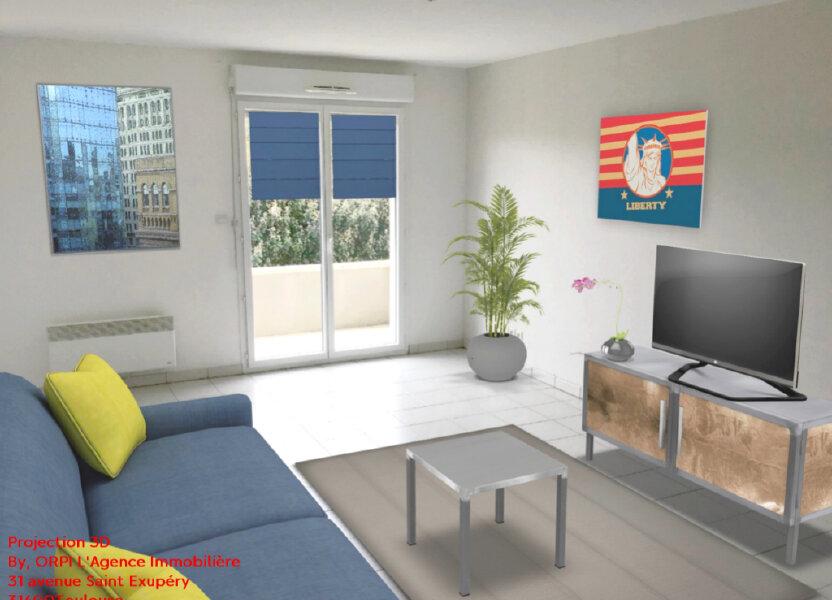Appartement à louer 49.14m2 à Nailloux