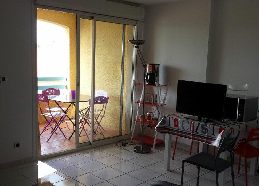 Appartement à louer 40m2 à Torreilles