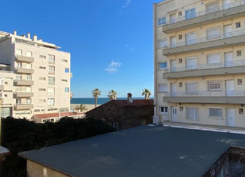 Appartement à louer 20m2 à Canet-en-Roussillon