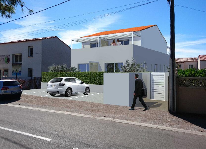 Maison à vendre 41.5m2 à Sainte-Marie