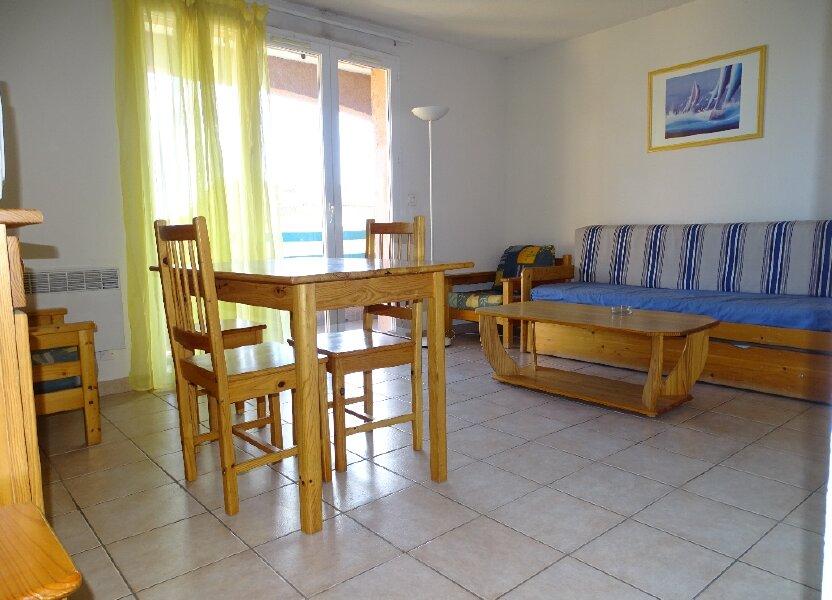 Appartement à vendre 33m2 à Torreilles