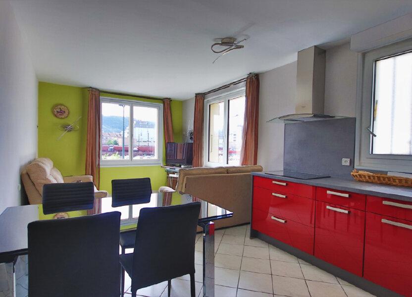 Appartement à vendre 49.92m2 à Annecy