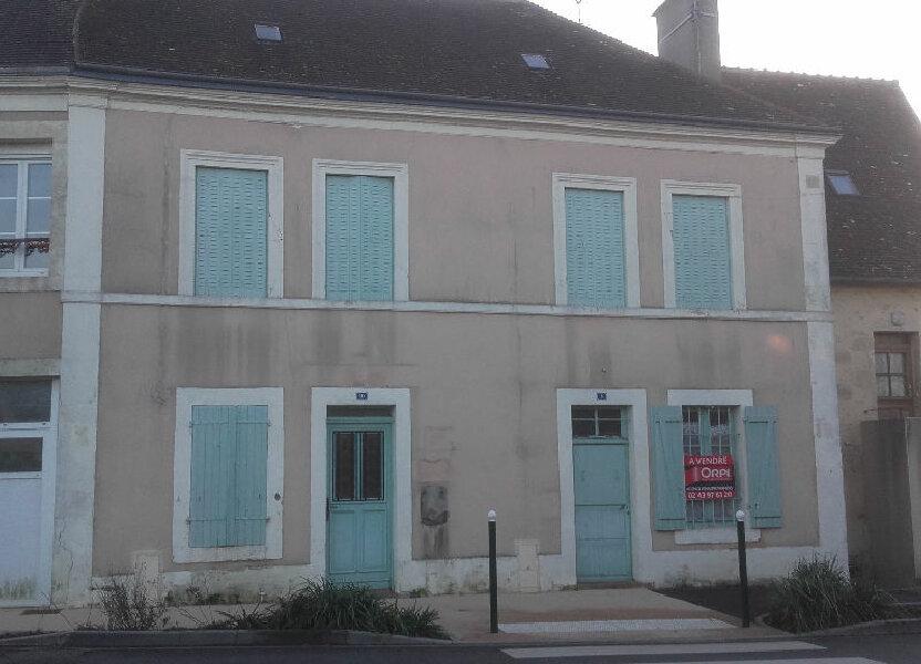 Maison à vendre 111m2 à Moncé-en-Saosnois