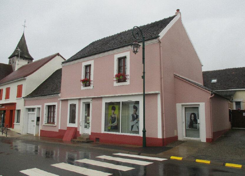 Maison à vendre 139m2 à Mézières-sur-Ponthouin