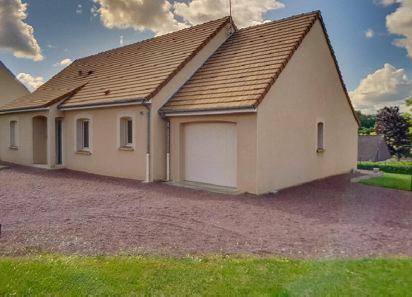 Maison à louer 95m2 à Mamers