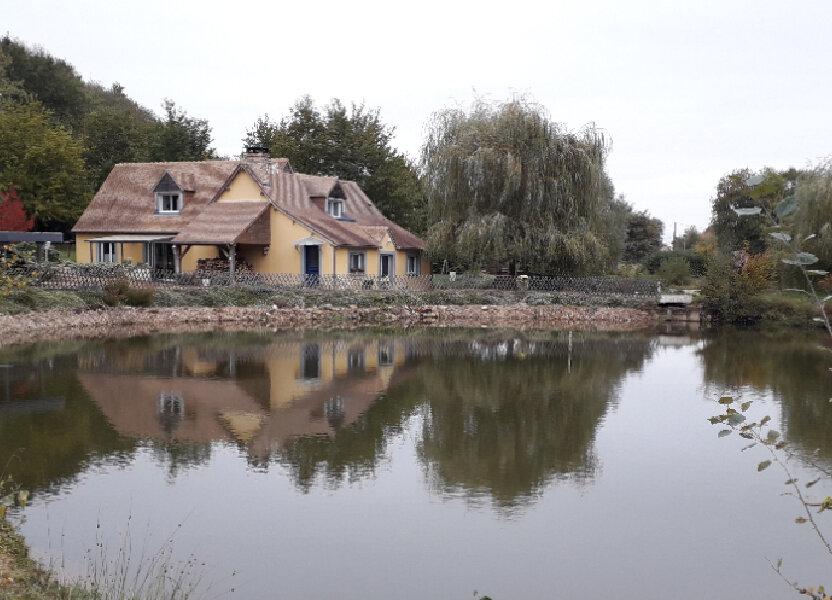 Maison à vendre 150m2 à Saint-Célerin