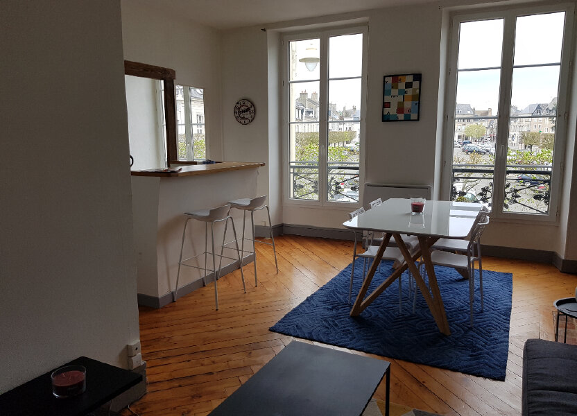 Appartement à louer 47m2 à Mamers
