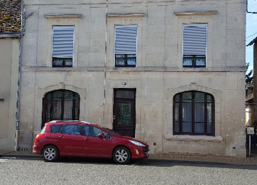 Maison à vendre 152m2 à Saint-Cosme-en-Vairais