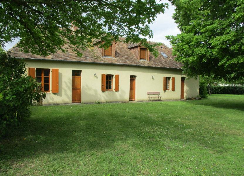 Maison à vendre 112m2 à Congé-sur-Orne
