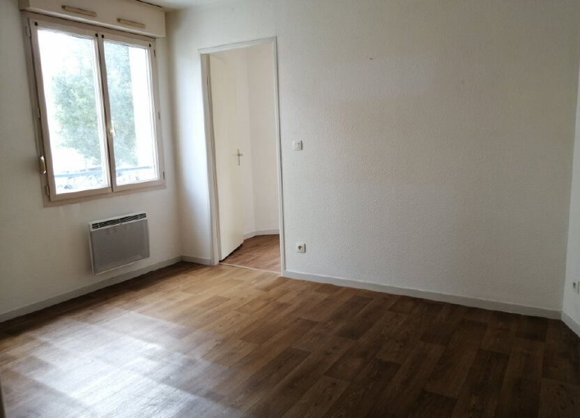Appartement à louer 28.8m2 à Le Mans