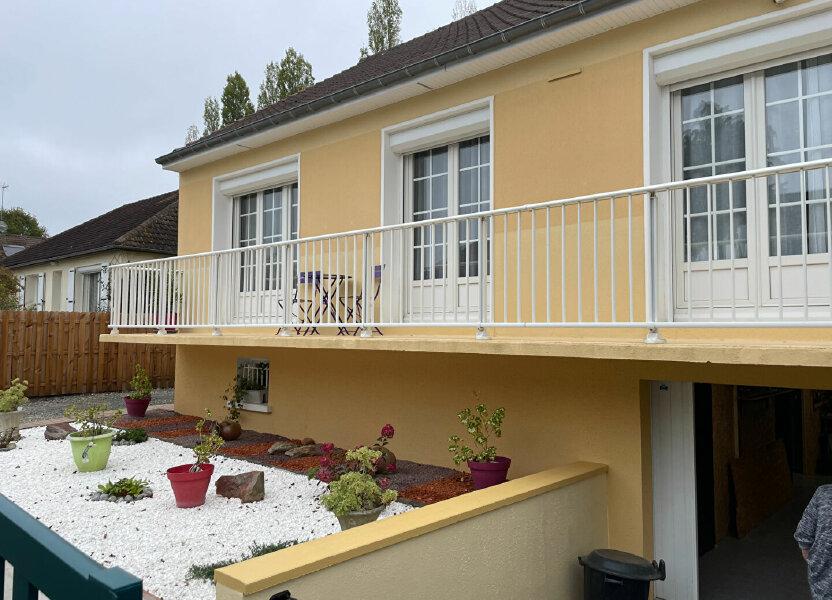 Maison à vendre 82m2 à Saint-Pavace