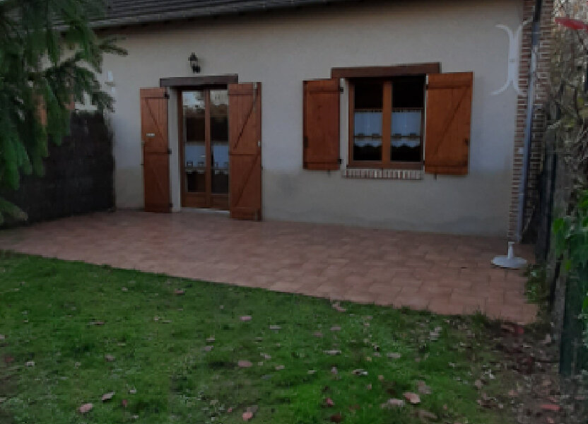 Maison à louer 42.19m2 à Marcilly-en-Gault