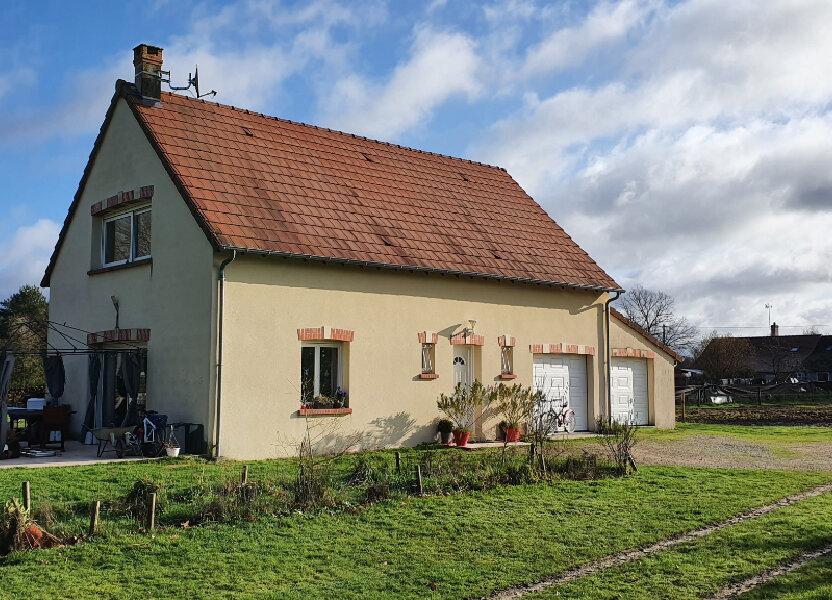 Maison à louer 116.78m2 à Marcilly-en-Gault