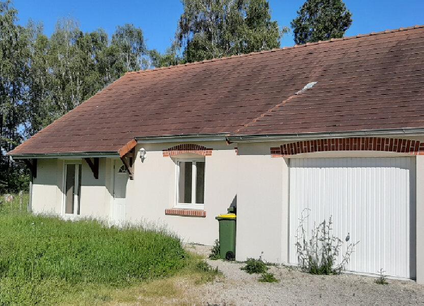 Maison à louer 85m2 à Fontguenand