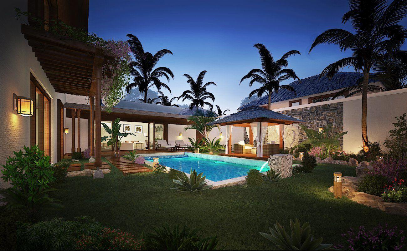 Maison à vendre 4 255m2 à Ile Maurice vignette-1